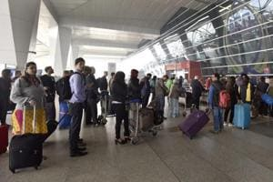 Delhi airport rated fourth in passenger survey across eight cities,...