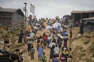 Rohingya can return only if Myanmar's 'real citizens' accept: Army