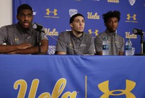 Trump tells UCLA players 'you are welcome,' credits Xi