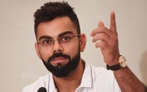 Virat Kohli urges Delhi people to fight toxic air pollution. Watch...