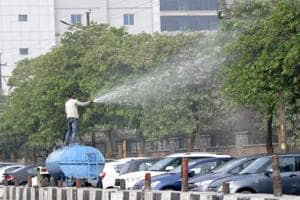 Delhi pollution live: Air quality improves but still 'very poor', NGT...