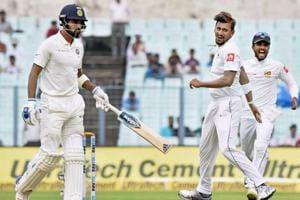 Sanjay Bangar, Rumesh Ratnayake praise Suranga Lakmal after India's...