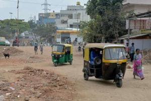 Bumpy rides, potholes and more: Bengaluru citizens navigate deadly...