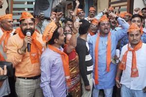 Patidar agitation leader joins BJP, says Hardik 'sex CDs' blot on...