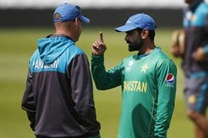 Pakistan's Mohammad Hafeez suspended from bowling by ICC due to...