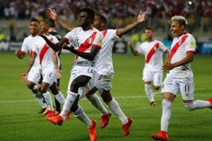 Peru beat New Zealand, qualify for FIFA World Cup after 36-year wait