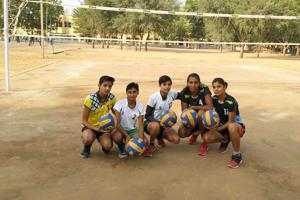 Hanumangarh girls volley into sporting league, to represent Rajasthan