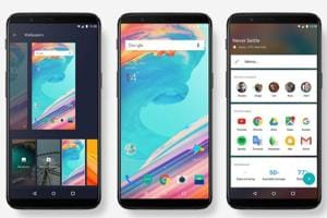 OnePlus 5T debuts with 18:9 display, iPhone X-like 'Face Unlock'...