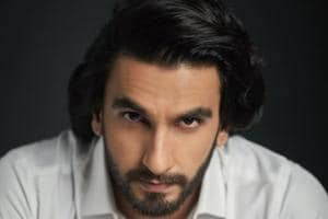 "Ranveer Singh says initially, he was a ""bit apprehensive"" to play Alauddin Khilji in Padmavati."