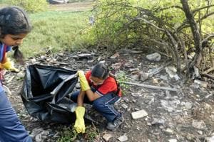 Students, NGO join hands to remove 350kg plastic trash from mangrove...