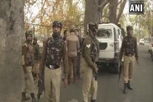 Srinagar: Cop killed, another injured in shoot-out with militants,...