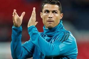 Cristiano Ronaldo says Real Madrid are not afraid of Paris...