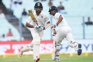 Cheteshwar Pujara's County stint helping India in Kolkata Test: Sri...