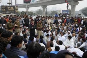 BJP leader gunned down in G Noida:Kin say problems were due to...