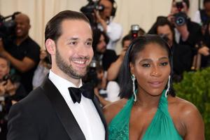 New Orleans abuzz over Serena Williams' wedding with Alexis Ohanian