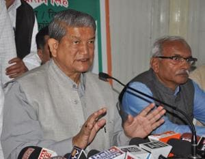 BJP used to snooping into others' lives: Former CM Harish Rawat