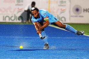 Sardar Singh dropped from Indian squad for Hockey World League Final...