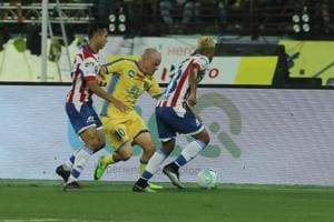 Indian Super League: Kerala Blasters' opening game vs ATK ends...