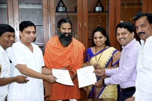 Telangana ropes in Patanjali to set up food processing unit