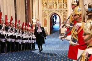 After more than 600 years, first woman appointed 'Black Rod' in...