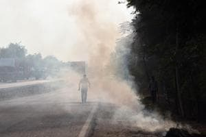 Gurgaon: MCG collects Rs 1 lakh in fines over four days for burning...