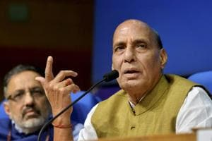 Centre examining Mukul Roy's phone tapping complaint: Rajnath Singh