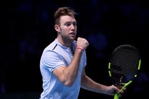 Jack Sock stuns Alexander Zverev to reach semis of ATP Finals