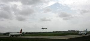 Laser attacks on planes rise at Mumbai airport; 24 reported in nine...