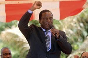 Mnangagwa: The ousted V-P who may be Zimbabwe's next leader after...