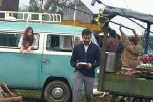 Nazriya Nazim is back in action with Prithviraj for Anjali Menon film....