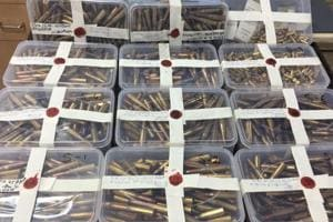 Delhi: Two arms smugglers arrested with more than 1,300 live bullets
