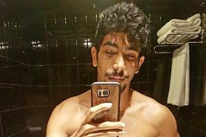 Jasprit Bumrah's toned physique draws praise from cricket fans on...