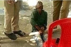 UP: SHO suspended after video shows cops torturing minor inside police...