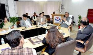 Uttarakhand CM's move to bring bureaucrats closer to people gets...
