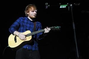 Ed Sheeran arrives in Mumbai two days before Divide concert, watch...