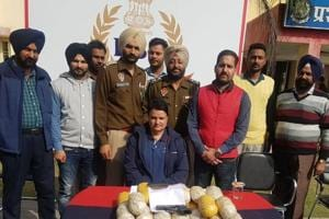 Three held with 22-kg heroin in Punjab's Ferozepur; biggest seizure...