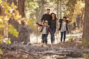 Go on a small walk with your family every day. Here's how it can...