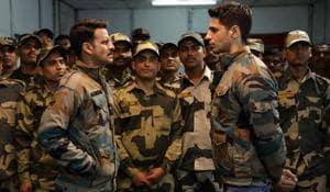 Aiyaary video: Sidharth Malhotra and Manoj Bajpayee play fellow officers in Neeraj Pandey film.