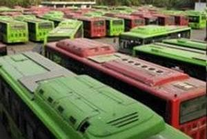 Delhi at present has 5,425 buses against the required fleet size of 11,000, which is mandated by the Delhi High Court.