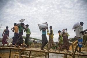 China urges Bangladesh, Myanmar to solve Rohingya crisis bilaterally