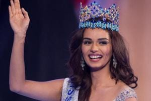 Manushi Chhillar is the first Indian woman to bag the Miss World title after Priyanka Chopra won the pageant in 2000.