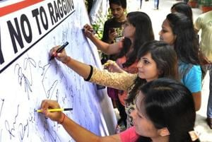 Ragging costs: 54 women medical students fined Rs 13.5 lakh for...