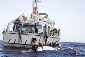 Spain saves 500 migrants crossing Mediterranean Sea in 46 boats