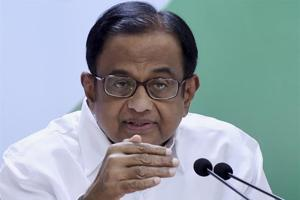 Chidambaram mocks at govt's sudden love for Moody's