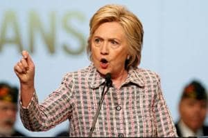 Hillary Clinton blasts Trump,  Roy  Moore over sexual misconduct...