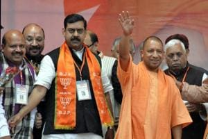 Adityanath speech at Ghaziabad rally avoids mention of slain BJP...