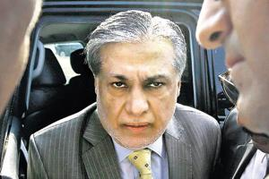 Pakistan finance minister Ishaq Dar steps down after facing graft...