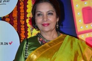Shabana Azmi: Did CBFC reject Padmavati to keep fires stoked for...