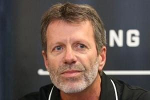 Former coach of the New Zealand men's hockey team, Colin Batch is now the coach of the Australian men's team.