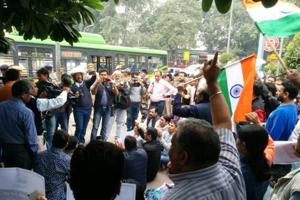Agitated homebuyers took out a rally and also protested against the party.